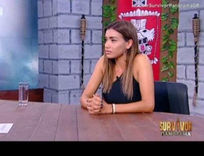 Survivor Panorama: Η Όλγα Φαρμάκη αποκαλύπτει τι συνέβη και παρεξηγήθηκε με την Σπυροπούλου! «Έγινε ένα χαλασμένο τηλέφωνο και...» (Βίντεο)
