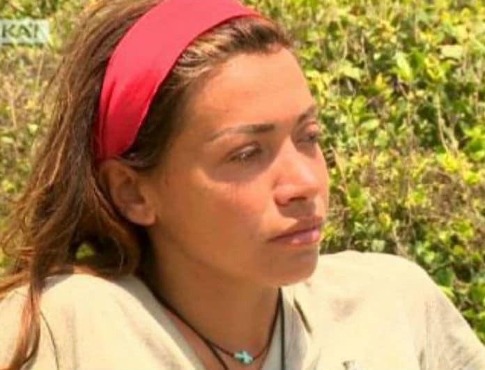Survivor 2: Σε άσχημη ψυχολογική κατάσταση η Όλγα Φαρμάκη! Τι συνέβη; (video)