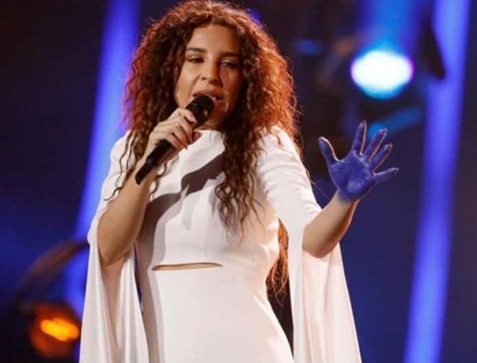 Eurovision 2018: Δυσαρεστημένη η Γιάννα Τερζή από την τελευταία πρόβα! «Δεν λειτούργησε τίποτα από όσα ζητήσαμε»! (Βίντεο)
