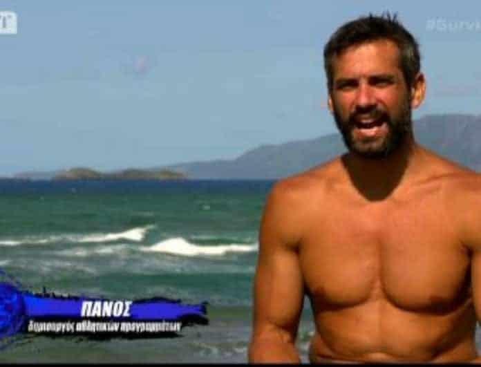 Survivor 2: Νέα κόντρα στον Άγιο Δομίνικο! Με ποιον τα έβαλε ο Πάνος Θεοδώρου; Ο λόγος για τον... (βίντεο)