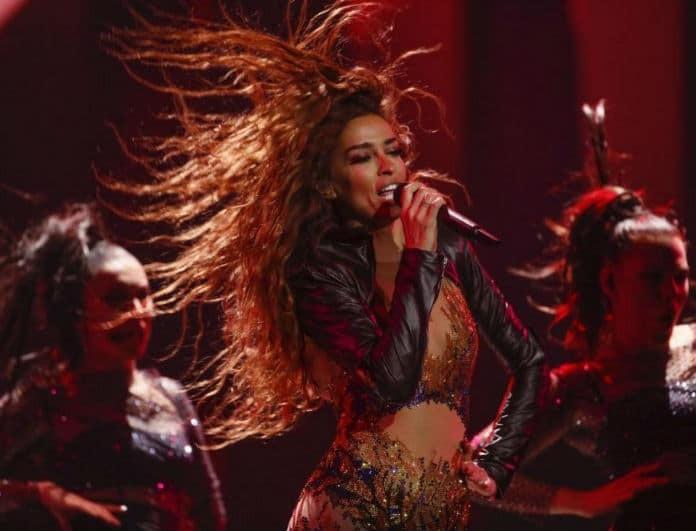 Eurovision 2018: Φωτιά έβαλε η εκρηκτική Φουρέιρα με το Fuego! (Βίντεο)