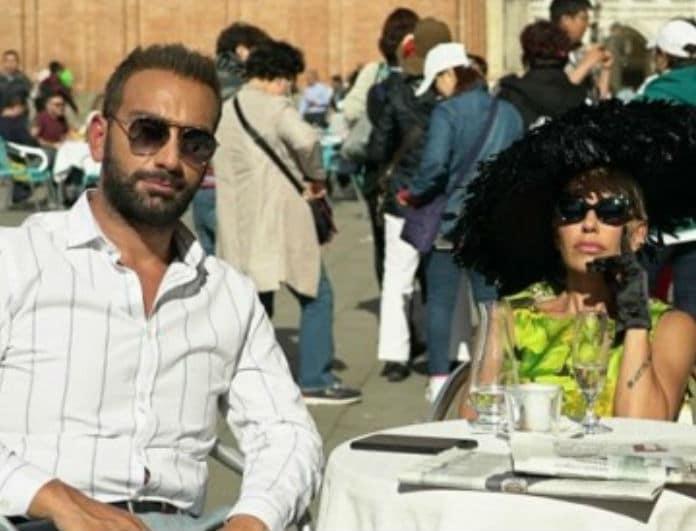 Celebrity Travel: Το ταξίδι στην Βενετία με τη Νατάσα Καλογρίδη και τον Αλέξανδρο Λυκουρέζο!