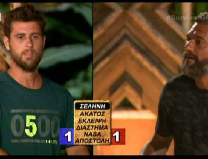 Survivor 2: Κοτσάνα! Απίστευτη ατάκα από τον Στέλιο! Τι είπε και σκάσαμε στα γέλια! (βίντεο)