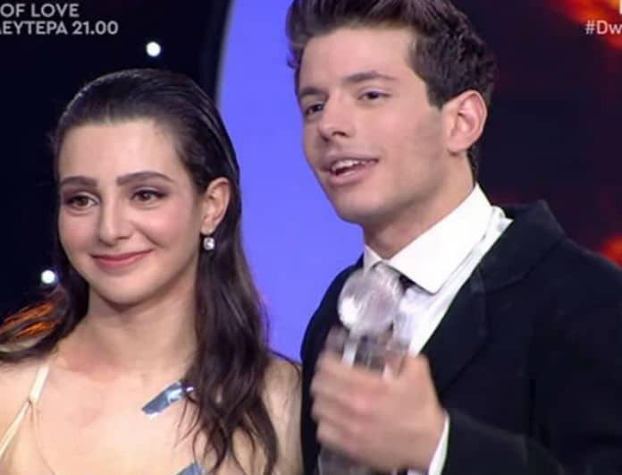 Βαγγέλης Κακουριώτης: Η πρώτη ανάρτηση μετά τη νίκη του στο Dancing with the Stars!