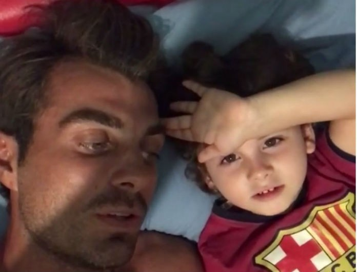 Αυτό δεν το περίμενε! Ο γιός του Χανταμπάκη δεν υποστήριζε τον πατέρα του στο Survivor αλλά...(Βίντεο)