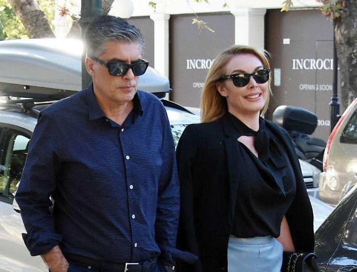 """Στεφανίδου - Ευαγγελάτος: Η """"παράνομη"""" σχέση, το δύσκολο διαζύγιο και το παρασκήνιο που δεν έμαθε κανείς!"""