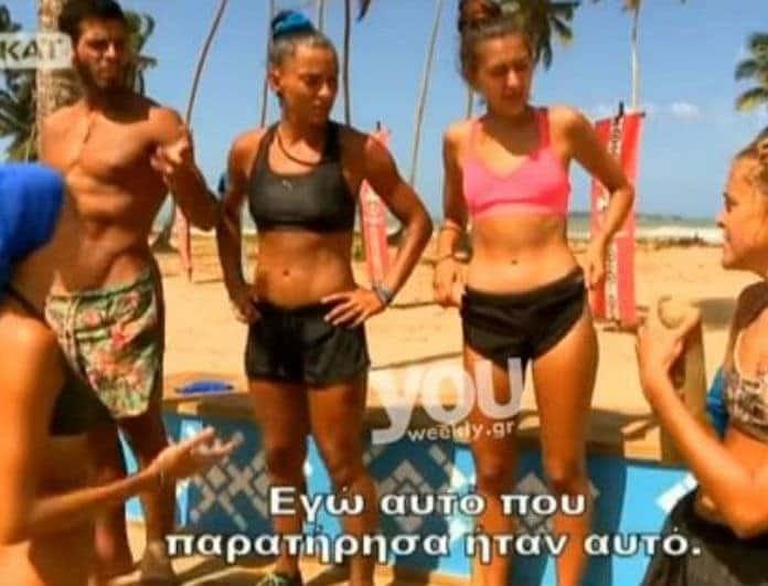 Survivor 2: Ο γρουσούζης Λιανός, η ύπουλη συμπεριφορά της Μελίνας και η Σπυροπούλου που βαριόταν να κουνηθεί! Όλα όσα είδαμε χτες...
