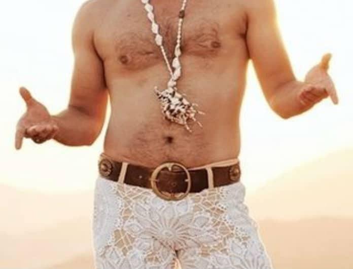 Έκπληξη! Θα γίνει πατέρας αγαπημένος Έλληνας τραγουδιστής! Οι φωτογραφίες της γυναίκας του με φουσκωμένη κοιλίτσα!