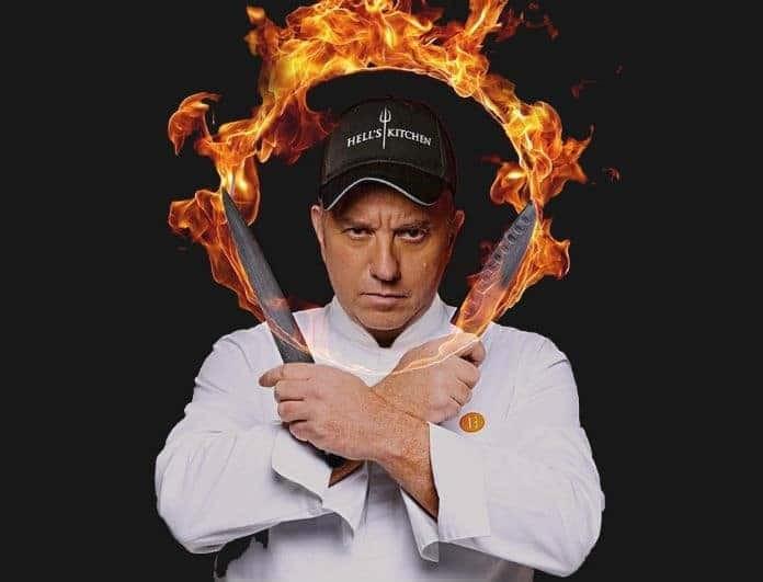 Hell's Kitchen: Αποχώρησε η πιο δυνατή παίκτρια! Οι μπηχτές του Μποτρίνι και τα υπονοούμενα για.. αποχαιρετισμό!