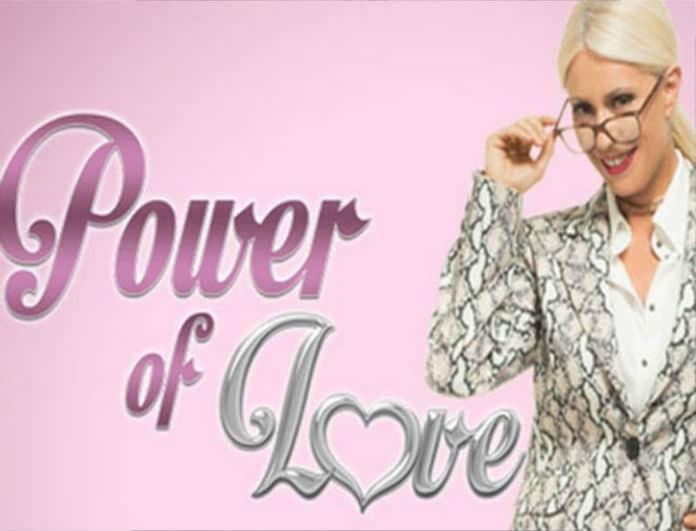 Power Of Love: Παίκτης έκανε spoiler για κάτι που δεν περιμέναμε...