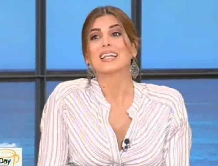 Γάμος στην ελληνική showbiz! Η αποκάλυψη από την Σταματίνα Τσιμτσιλή...(Βίντεο)