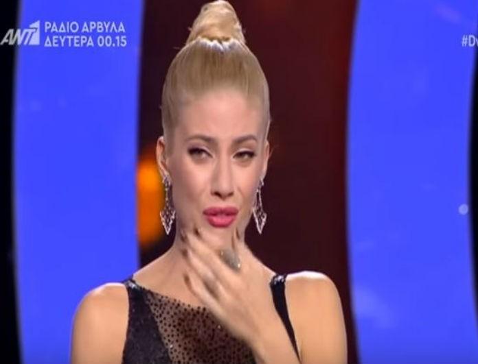 DWTS: «Λύγισε» η Αραβανή on air! Η χορογραφία της Κορινθίου που έφερε δάκρυα στην Ευαγγελία!