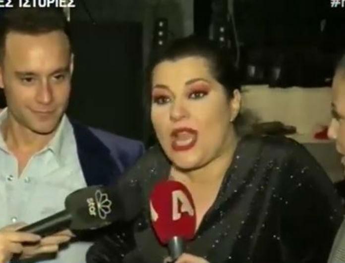 Κατερίνα Ζαρίφη: Η απίστευτη αντίδραση στην δημοσιογράφο όταν την ρώτησε αν είναι έγκυος: