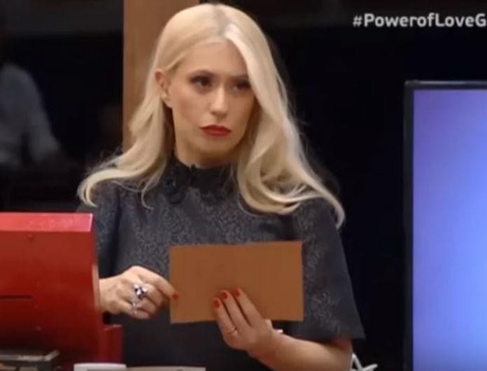 Power of love: Η ανορθόγραφη ψήφος παίκτριας που «έβγαλε» το μάτι της Μπακοδήμου! (video)