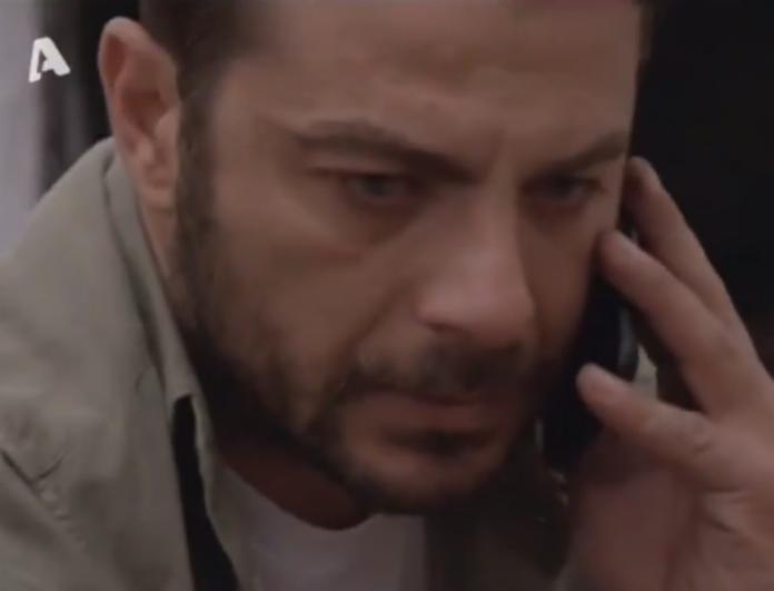 Τατουάζ: Δάκρυσε ο Γιώργος Αγγελόπουλος! Η πρώτη δραματική σκηνή του Ντάνου!