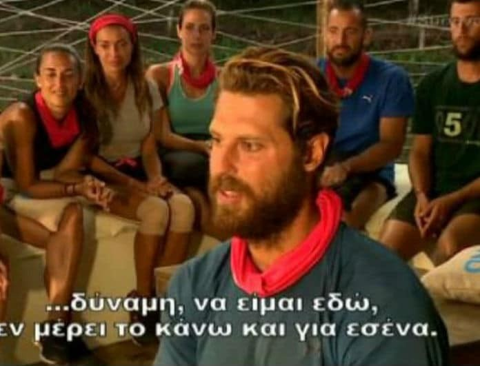 Survivor 2: H δημόσια συγγνώμη του Νάσου Παπαργυρόπουλου στον πατέρα του! Λύγισαν οι Διάσημοι!