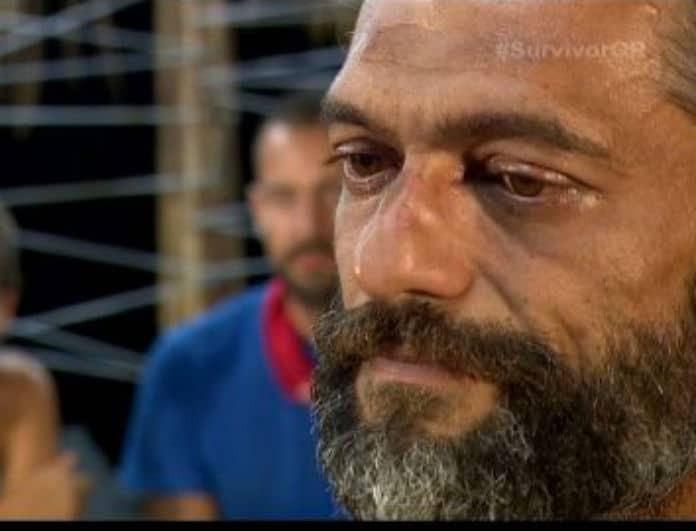 Survivor 2: Λύγισε ο Κρητικός στη θέα της γυναίκας του! Τι του απάντησε στην πρόταση του για τέταρτο παιδί; (video)