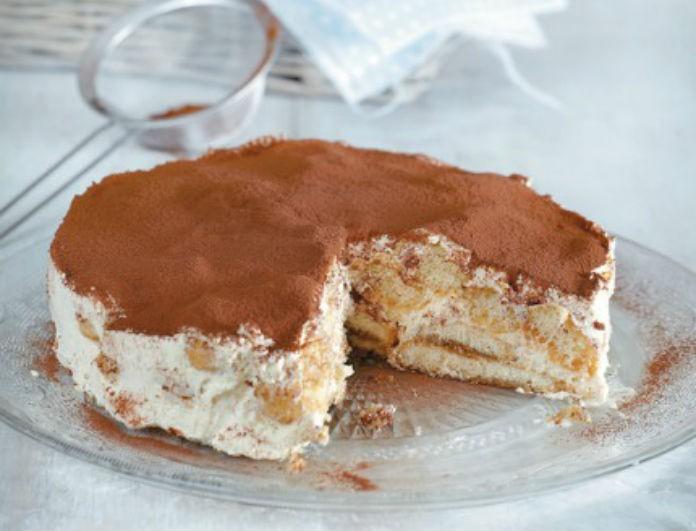 Φτιάξε την πιο νόστιμη τούρτα Tiramisu! Εύκολη και γρήγορη συνταγή!