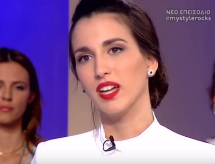 «Με χρησιμοποίησαν για...»: Τα καρφιά της Γεωργίας Μάλλιου για το My Style Rocks! (Βίντεο)