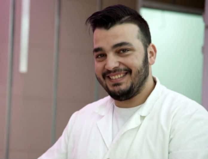 Master Chef: Δείτε για πρώτη φορά την κούκλα σύντροφο του Μάριου Βραχάτη!
