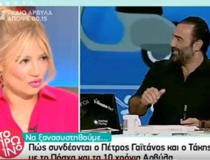 Το καρφί του Αντώνη Κανάκη για το Πρωινό! Η απάντηση της Φαίης Σκορδά στον παρουσιαστή! (Βίντεο)
