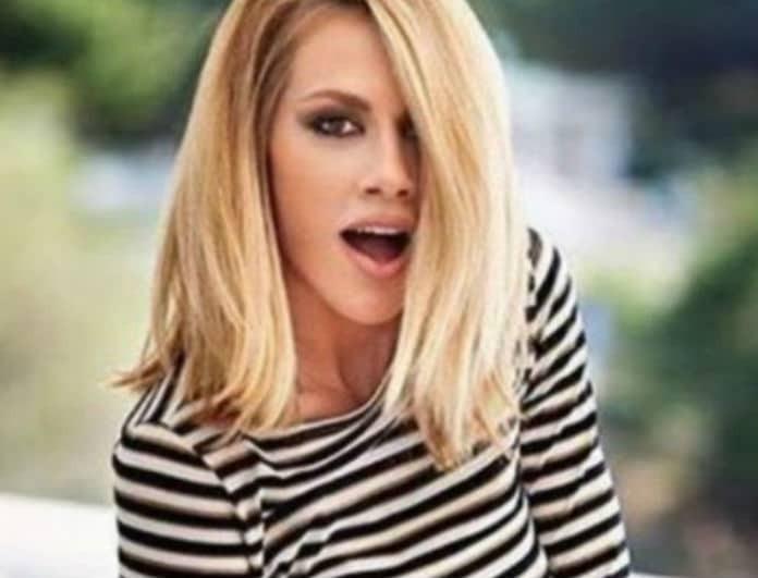 Ντορέττα Παπαδημητρίου: Η αντίδραση της παρουσιάστριας όταν της ζήτησαν ραντεβού με τον Αγγελόπουλο! (Βίντεο)