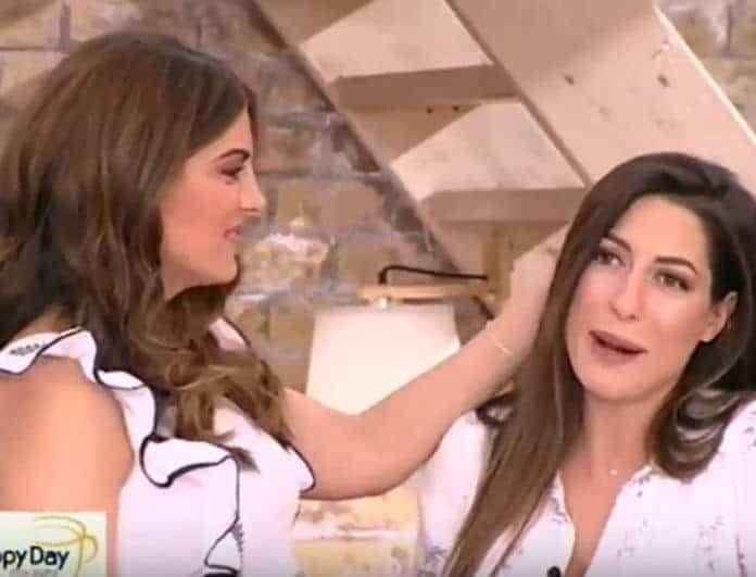 Σταματίνα Τσιμτσιλή: Ευχήθηκε on air στην Φλορίντα Πετρουτσέλι για τον γάμο της! (Βίντεο)
