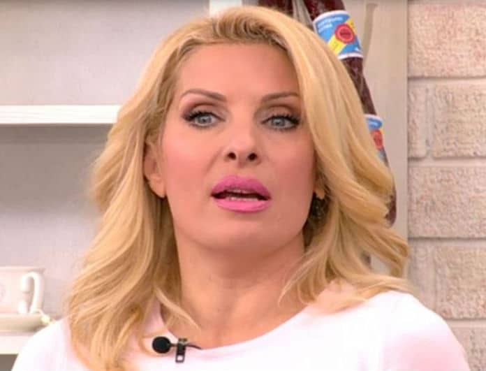 Η Ελένη Μενεγάκη αποκαλύπτει οn air τα μυστικά της δίαιτας της! (Βίντεο)