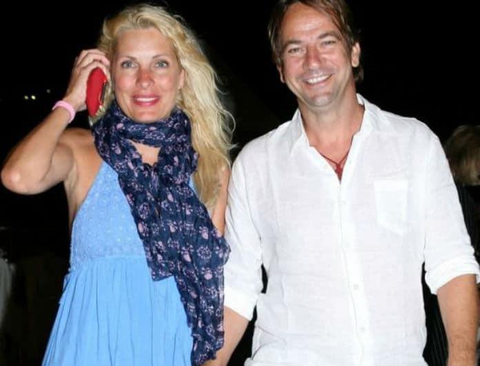 Ελένη Μενεγάκη-Μάκης Παντζόπουλος: Πιο ερωτευμένοι από ποτέ σε καλοκαιρινή απόδραση! Πού τους πέτυχε ο φωτογραφικός φακός;