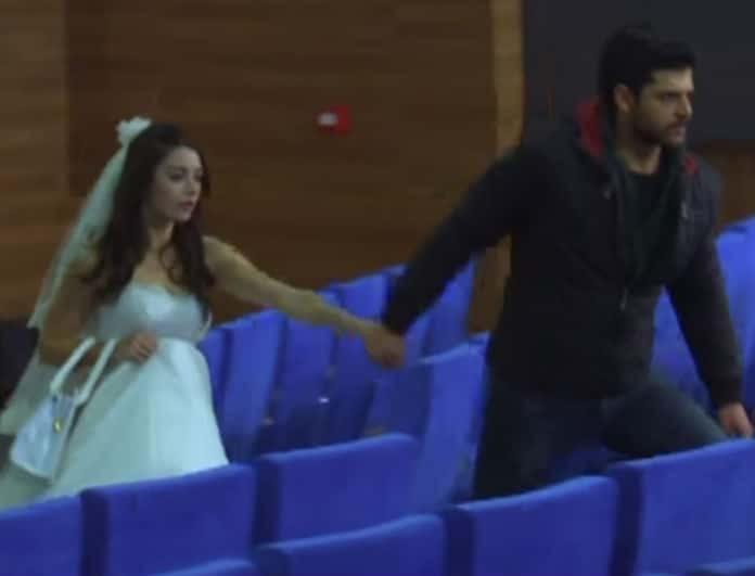 Ελίφ: Καρέ - καρέ η απαγωγή της νύφης από τον Σελίμ! Όλα όσα θα δούμε παρακάτω...
