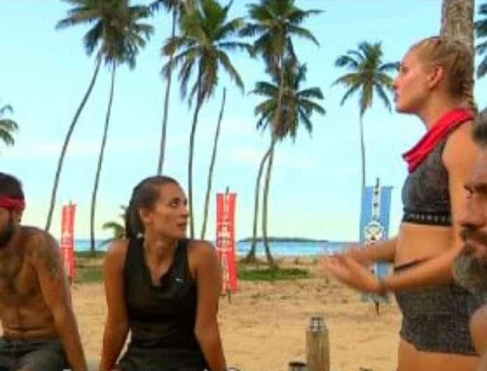 Survivor 2: Το τερμάτισε η Σαλταφερίδου! Χαρακτήρισε τον εαυτό της.... (βίντεο)