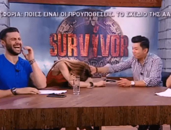 Survivor Panorama: Η επική ατάκα του Ορέστη Τσανγκ για πρώην συμπαίκτη του που έκανε τους πάντες να ξεσπάσουν στα γέλια! (Βίντεο)
