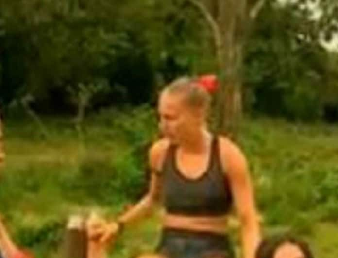 Survivor 2: Εκτός αγώνα η Κατερίνα Δαλάκα! Τι συνέβη στην παίκτρια των Διασήμων;