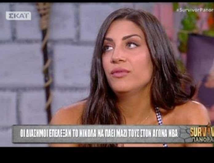 Survivor Panorama: Η μπηχτή της Φελίσιας Λαπάτη για το ταξίδι του Αγόρου στην Αμερική! «Δεν το άξιζε γιατί...» (Βίντεο)