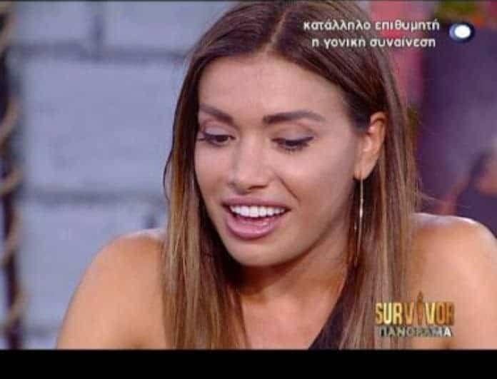 Survivor Panorama: Η Όλγα Φαρμάκη μιλάει για την άσπρη τούφα στα μαλλιά της! Το περιστατικό που την σημάδεψε! (Βίντεο)