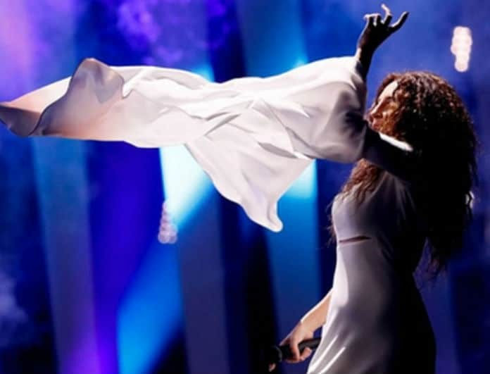 Eurovision 2018: Η καταπληκτική εμφάνιση της Γιάννας Τερζή! (Βίντεο)