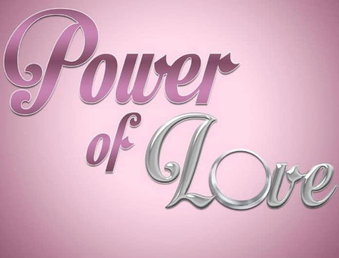 Power Of Love: Άλλο ένα νέο ζευγάρι στο σπίτι! Ποιο φλερτ...φουντώνει; (Βίντεο)