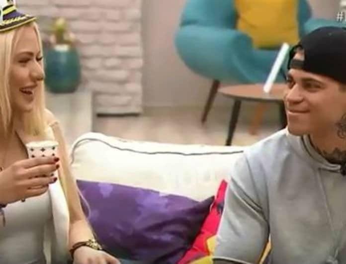 Power of Love: Ο Αλέξανδρος έκανε την αποκάλυψη! Για αυτήν και μόνο γύρισε στο παιχνίδι! (Βίντεο)