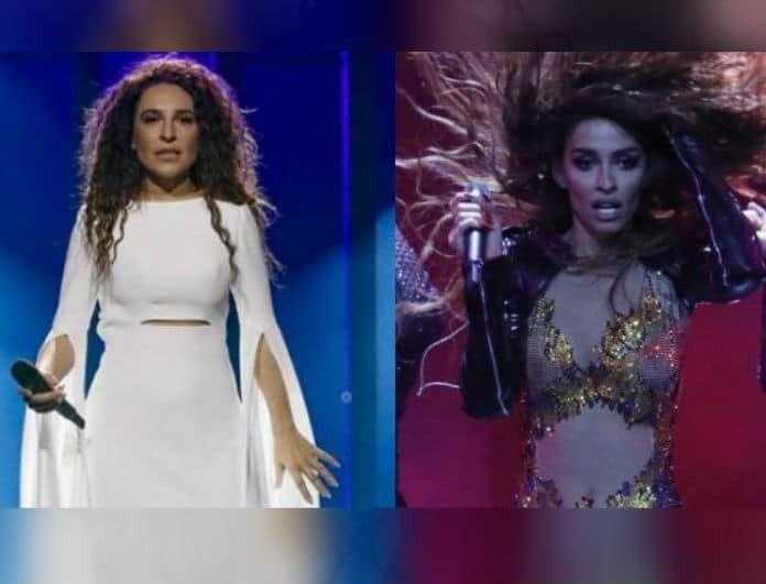 Eurovision 2018: Η αντίδραση της Φουρέιρα όταν έμαθε ότι αποκλείστηκε η Γιάννα Τερζή! (Βίντεο)