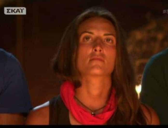 Survivor 2: Κεραμίδα! Η αντίδραση της Εύης που δεν έφυγε ο Χάρος! -
