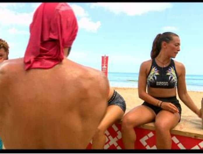 Survivor 2: Αηδία! Τι έκανε η Εύη Σαλταφερίδου στον Χάρο και προκάλεσε αμηχανία σε όλους! (βίντεο)